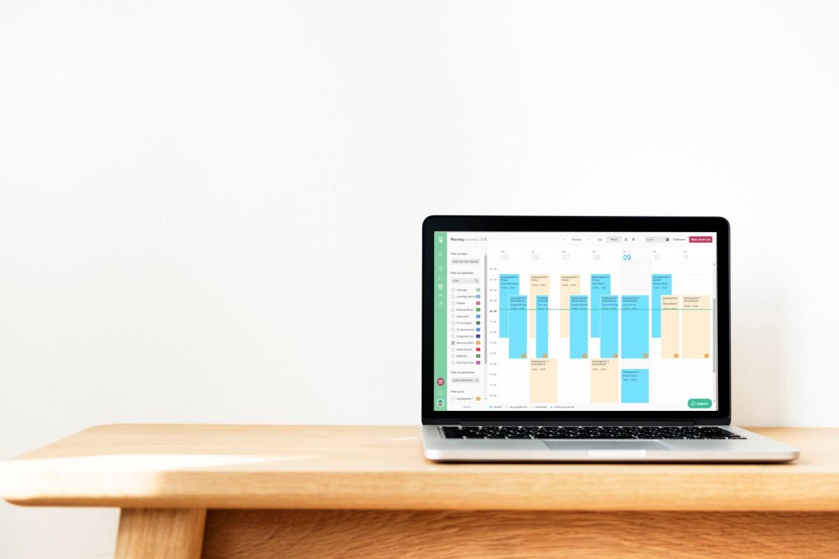 clevergig planning software voor bemiddelingsbureau en uitzendbureaus